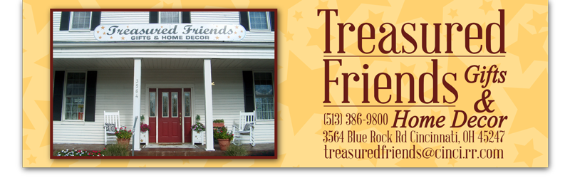 Treasured Friends - Gifts & Home Decor